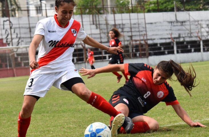 Fútbol Femenino: Guaraní le ganó 1-0 a Huracán y clasificó a la Copa Federal 2021