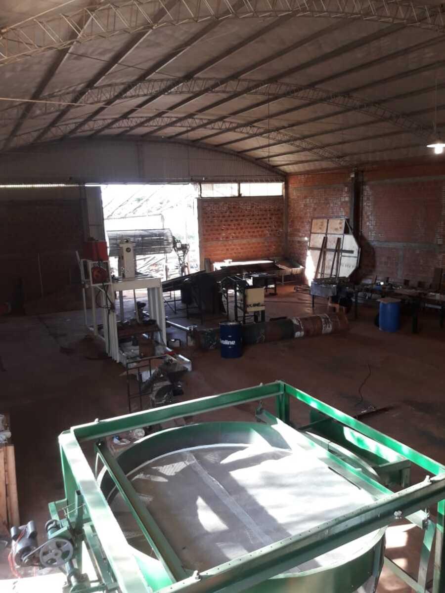 Emprendedor de San Vicente elabora harina de mandioca y busca exportarla a Brasil
