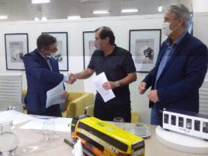 Movilidad sustentable: Crucero del Norte y Hamelbot fabricarán en Misiones el primer colectivo eléctrico de la Argentina