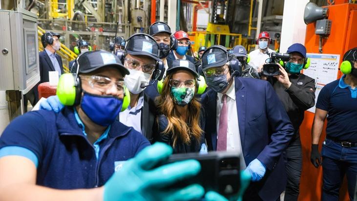 """Alberto Fernández sostuvo que """"necesitamos una sociedad que crezca con trabajo"""""""