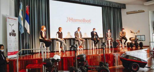 FanIOT Hamelbot presentó Wakure Serie I, un vehículo eléctrico e inteligente diseñado para el trabajo rural y de seguridad