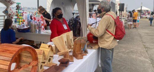 Hecho en Misiones: después de un año y medio emprendedores volvieron y vendieron sus productos en la Costanera de Posadas