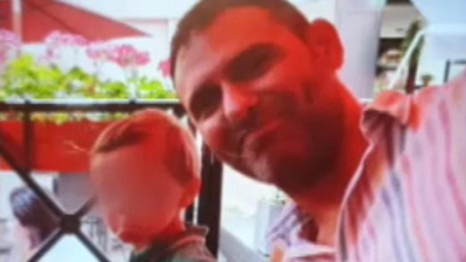 argentino que asesinó a su hijo de 2 años en España