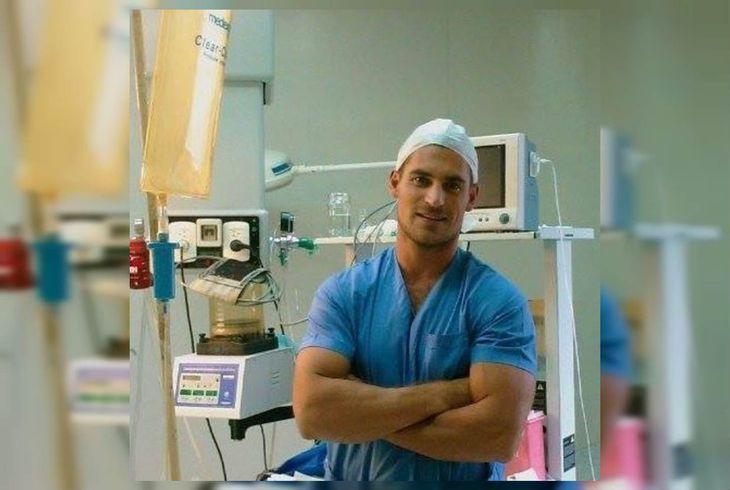 anestesista Gerardo Billiris