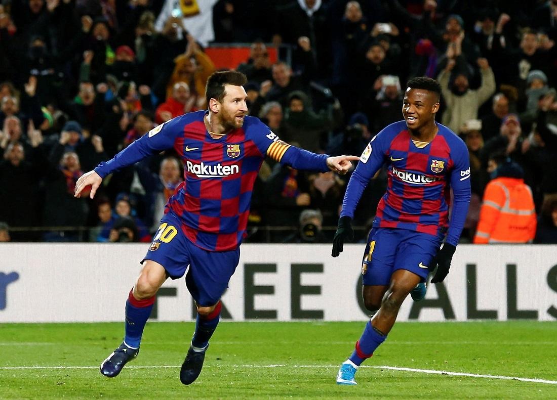 """Barcelona tiene un nuevo """"10"""": quién es heredero del histórico número de Messi"""