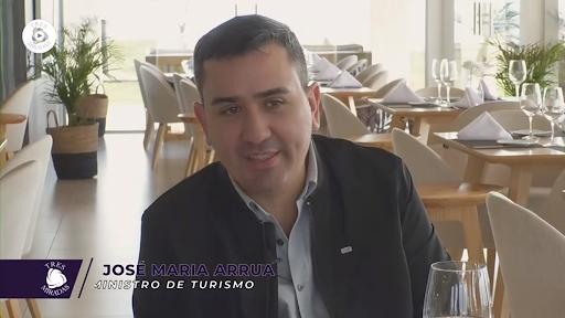 Turismo y pandemia: desafíos, crisis y oportunidades por José María Arrúa en 3 Miradas en Marina's RestoBar