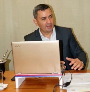 """Presupuesto 2022: Turismo proyecta un incremento del 48% """"para la recuperación del sector y esperando al turismo internacional"""", indicó Arrúa"""