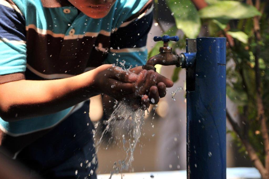 prestación del servicio de agua potable