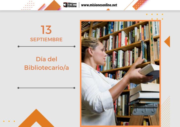 Hoy se celebra el Día del Bibliotecario en nuestro país: un homenaje a todos los profesionales de la bibliotecología
