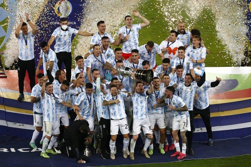 Copa Euroamérica: Argentina e Italia jugarán un duelo de campeones en 2022