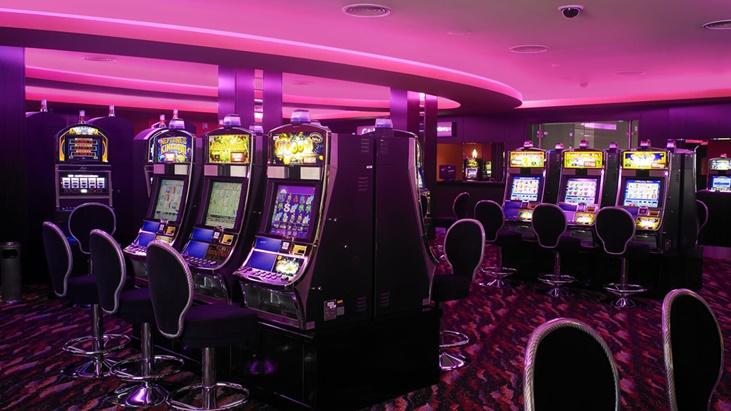 clausuraron el casino y salas de juego del Hotel Panoramic