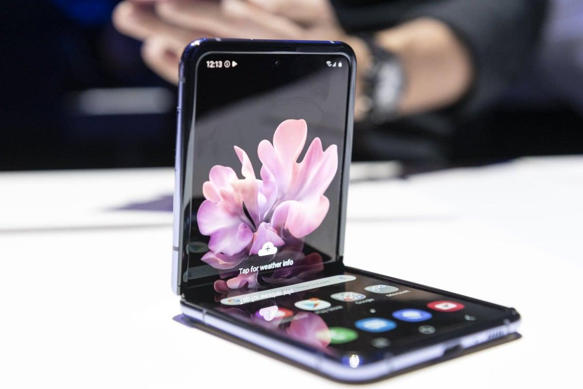 celulares plegables