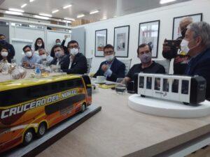 Movilidad sustentable: Crucero del Norte y Hamelbot fabricarán en Misiones, el primer colectivo eléctrico de la Argentina