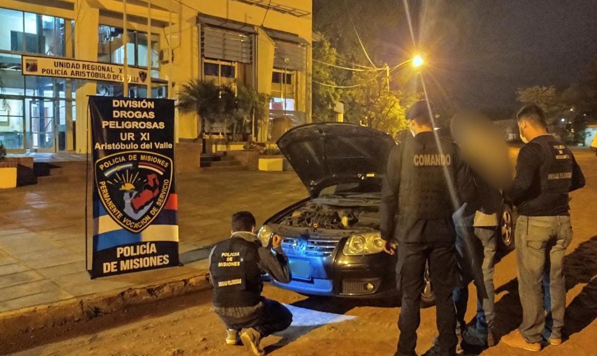 auto robado en Buenos Aires