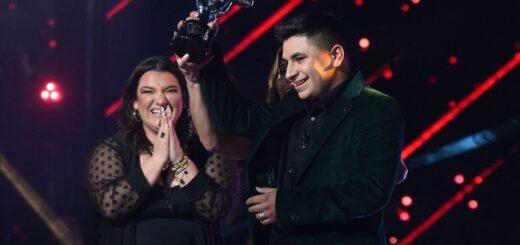 Francisco Benítez es el ganador de La Voz Argentina