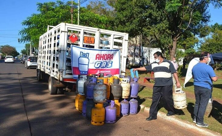 Ahora Gas: por faltante de cupo de gas otorgado por Nación, Misiones suspende el Programa del 14 al 17 de septiembre, y del 29 al 1 de octubre