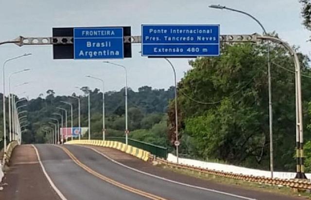 Apertura del paso fronterizo