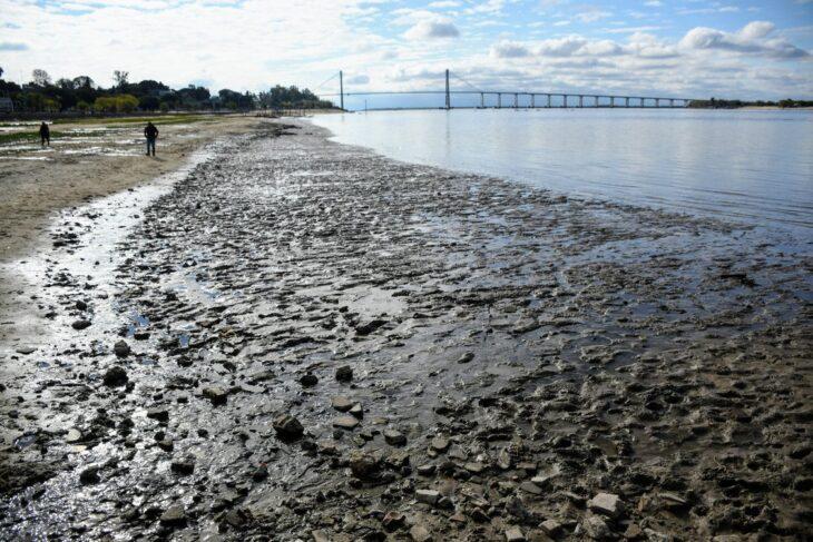 Desde Nación advierten que el pico de la bajante del río Paraná está previsto para el mes de noviembre