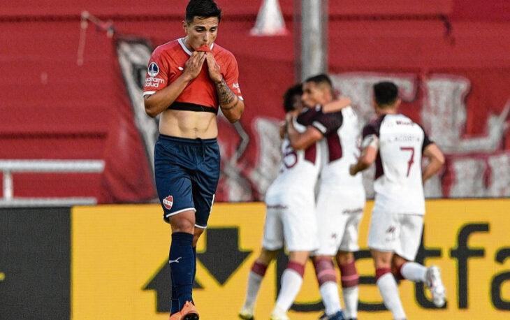 Independiente cayó 1 a 0 ante Lanús y perdió la chance de ser el líder del torneo