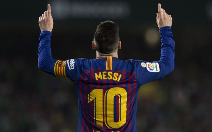 Barcelona tiene un nuevo «10»: quién es heredero del histórico número de Messi