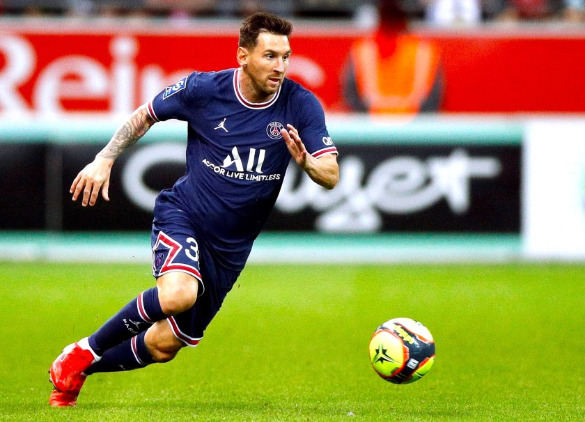 Messi podría debutar en la Champions
