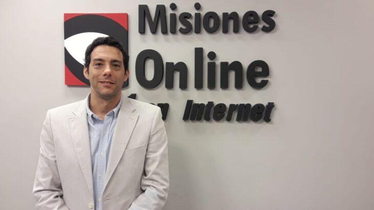Marcelo Pérez sostuvo que Carlos Fernández tiene una «base sólida» para competir en las elecciones de noviembre