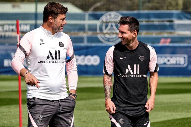 Mauricio Pochettino adelantó que Messi podría debutar en la Champions este miércoles ante el Brujas