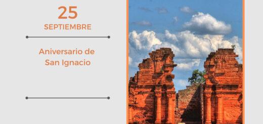 San Ignacio cumple 144 años