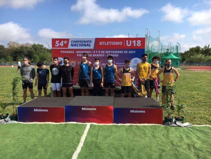 Se desarrolla la última jornada del Campeonato Nacional de Atletismo U18 en el CEPARD
