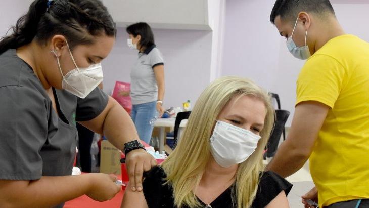 Misiones llegó al millón de dosis de vacunas aplicadas contra el coronavirus