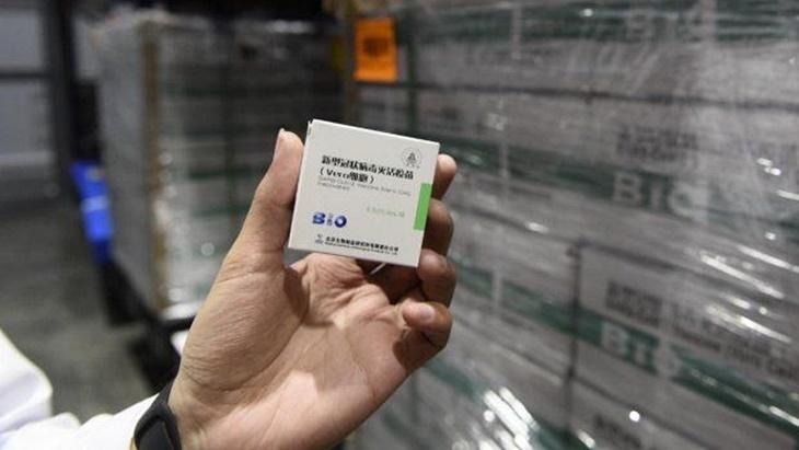 vacunas Sinopharm