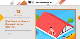 Día Internacional para la Reducción de los Desastres