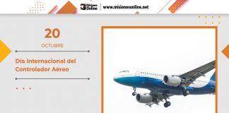 Día Internacional del Controlador Aéreo