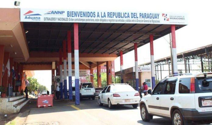 ingresar a Paraguay