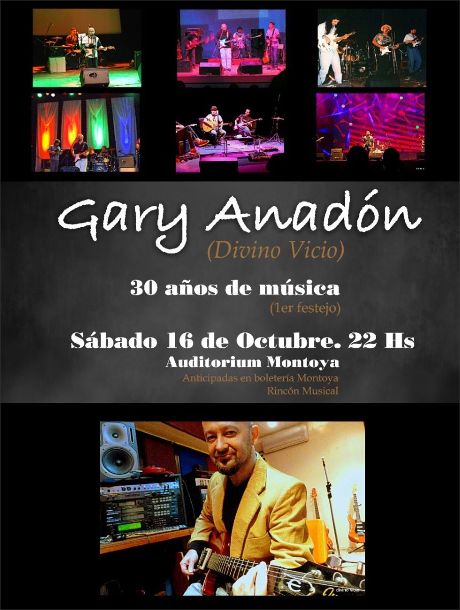 gary anadon