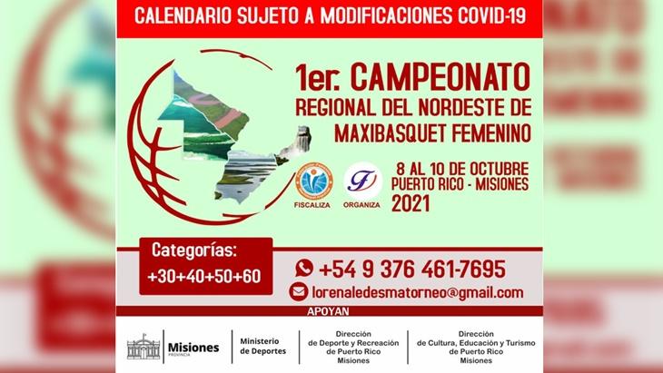 Campeonato Regional de Maxibasquet