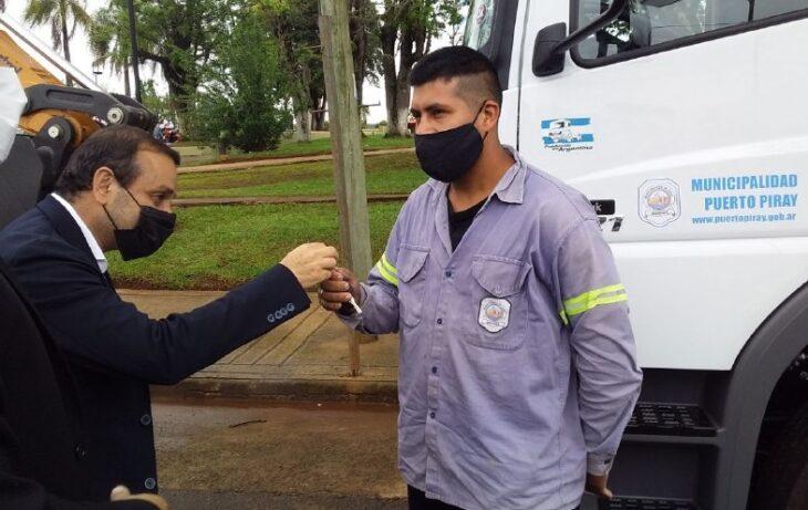 """Fronteras: Herrera Ahuad aguarda definiciones de Nación, """"sino el jueves iré a Casa Rosada a gestionar la habilitación de Posadas e Irigoyen"""""""