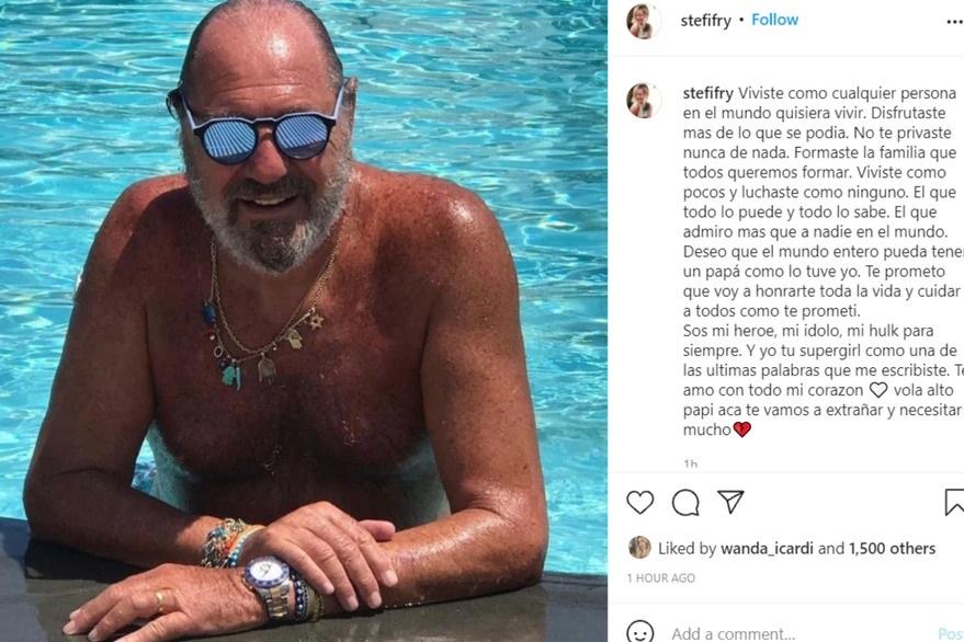 Murió Marcelo Frydlewski, el marido de Ana Rosenfeld, tras una larga internación por coronavirus