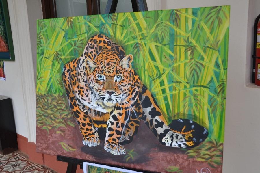 Cultura de la Selva: hasta el viernes se pueden apreciar las obras de artistas misioneros en Posadas