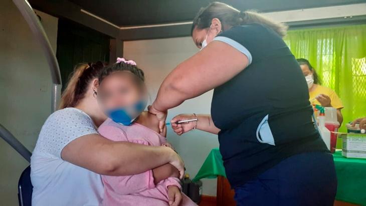 vacunación pediátrica