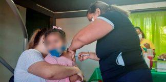 vacunación a menores de edad