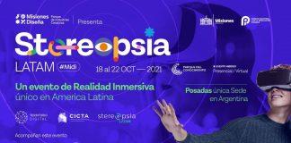 Misiones será la sede oficial Argentina de Stereopsia