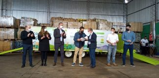 Nación entregó equipamiento al Centro Verde Municipal