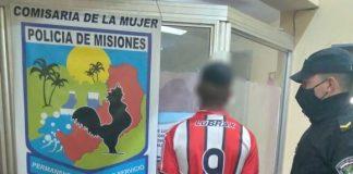 atacó a golpes a su ex mujer en Campo Grande
