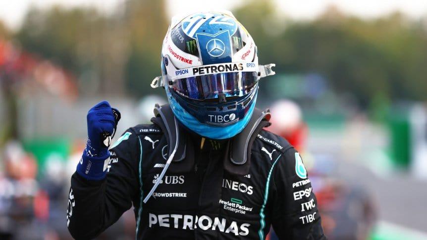 Fórmula 1: Bottas se quedó con el GP de Turquía y Verstappen es el nuevo líder