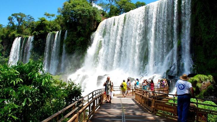 Iguazú es el segundo destino más elegido