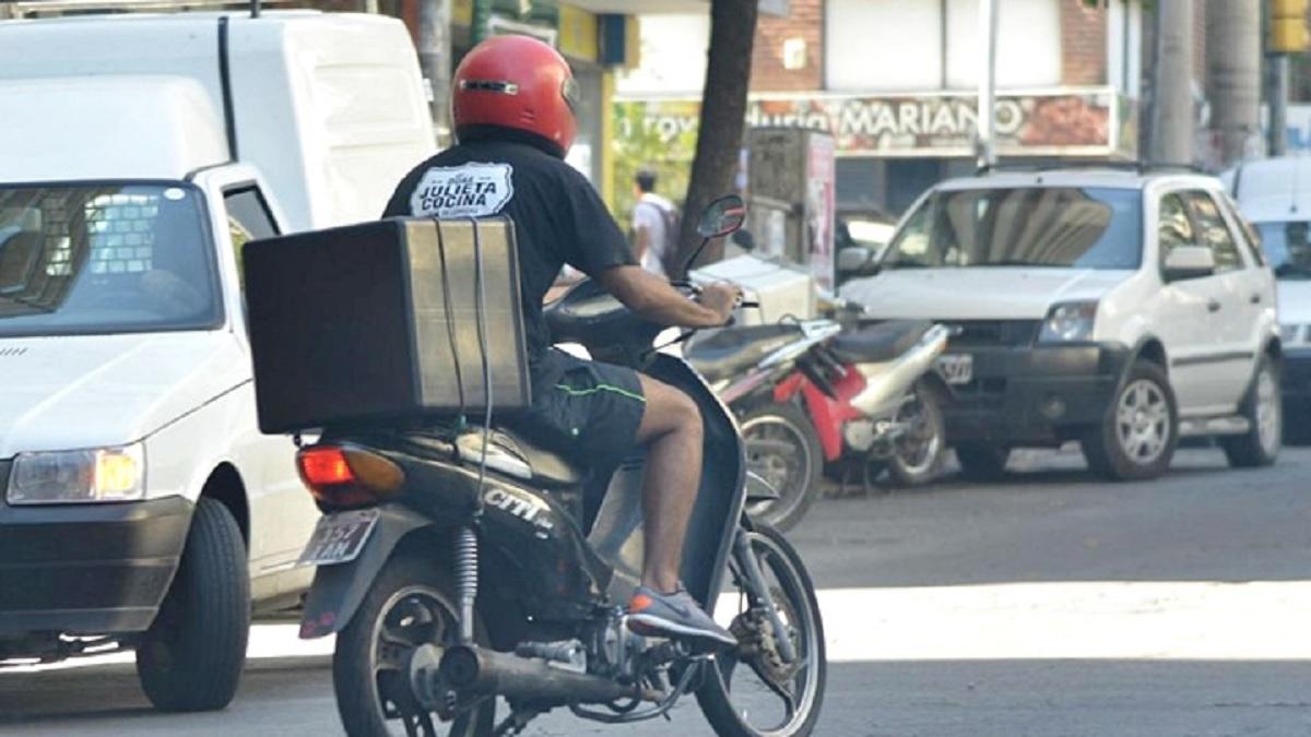 motomandados y delivery en Misiones