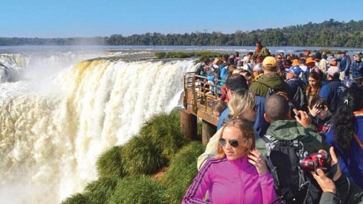 en Iguazú se preparan para recibir alrededor de 30 mil turistas