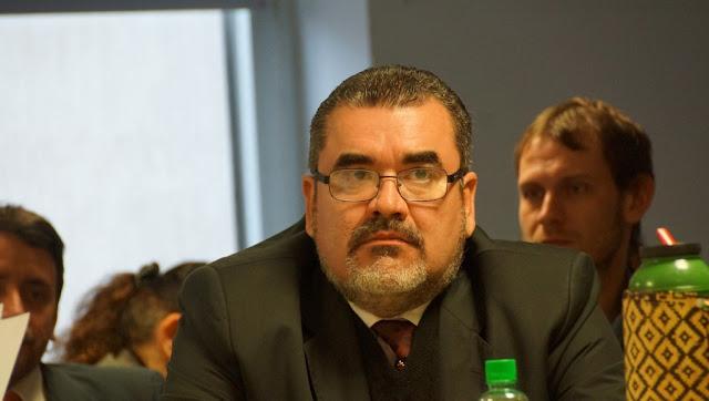 denuncia contra el juez Gerardo Casco